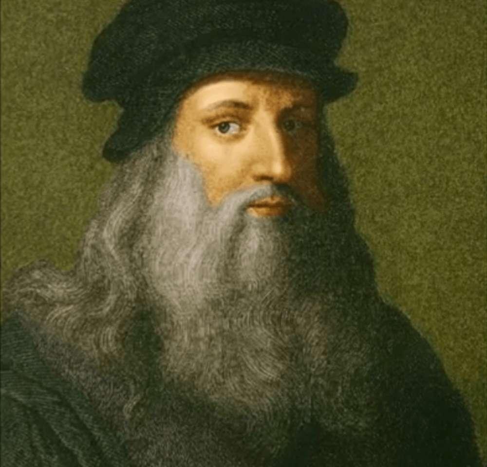 39d068fb4d74 Odhalili ďalšie tajomstvo slávneho umelca  Da Vinci sa pri maľovaní  nakoniec trápil