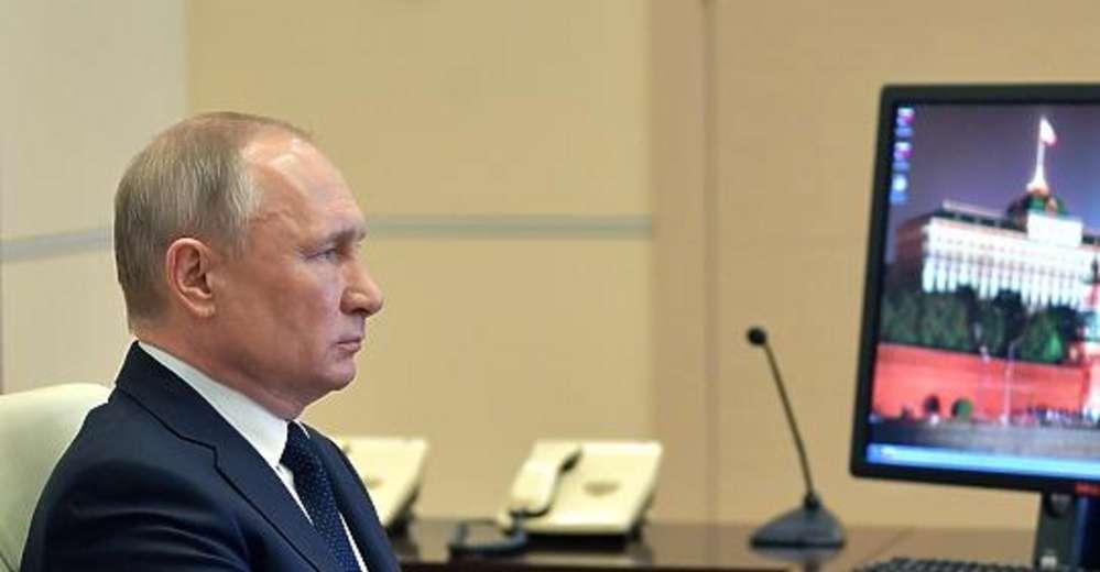 Egy aprócska jó hírt is közölt az oroszokkal Vlagyimir Putyin